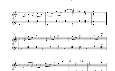 Bagatelle Op. 119 Nr. 9 (Ludwig van Beethoven)