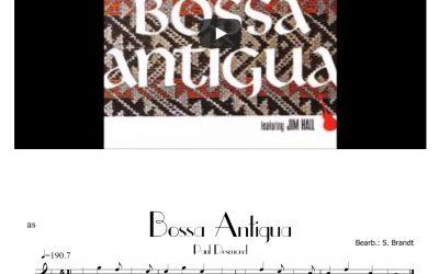 Bossa Antigua (Paul Desmond)