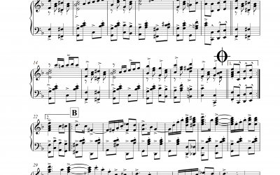 Cleopha (Scott Joplin) Rag