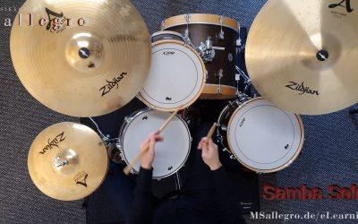 Samba Drum Solo