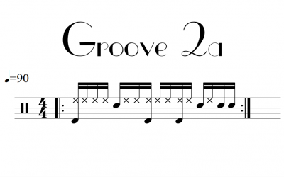 Groove Nr. 2a