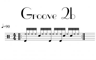 Groove Nr. 2b