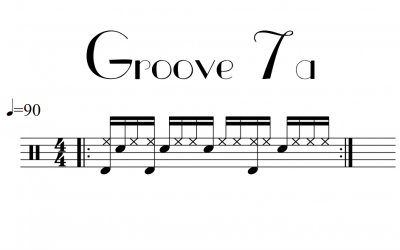 Groove Nr. 7a