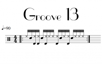 Groove Nr. 13