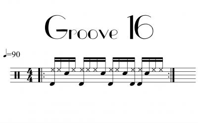 Groove Nr. 16