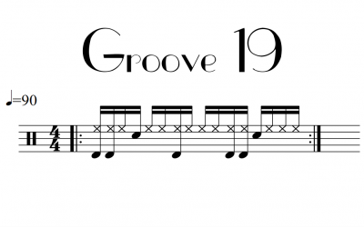 Groove Nr. 19