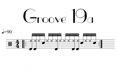 Groove Nr. 19a