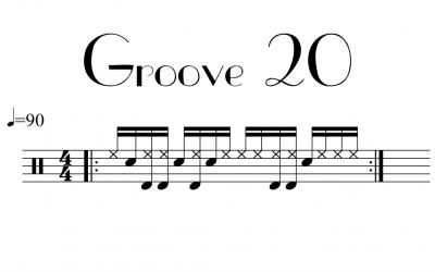 Groove Nr. 20