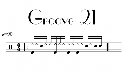 Groove Nr. 21