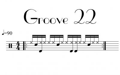 Groove Nr. 22