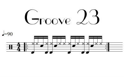 Groove Nr. 23