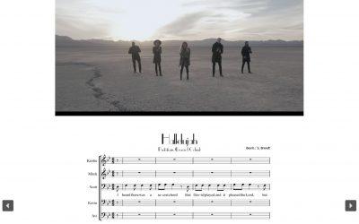 Hallelujah (Pentatonix/Leonard Cohen)