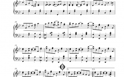 Magnetic Rag (Scott Joplin)