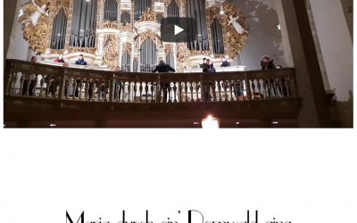 Maria durch ein' Dornwald ging (Johannes Weyrauch) CW2014