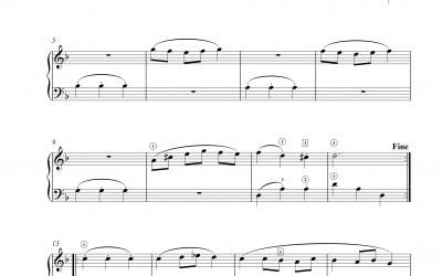 Menuett (Leopold Mozart)