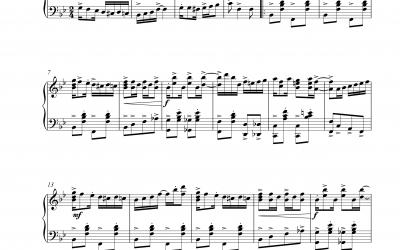 Pineapple Rag (Scott Joplin)