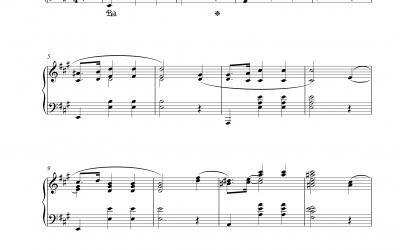 Prelude Op. 28 Nr. 7 (Frederic Chopin)