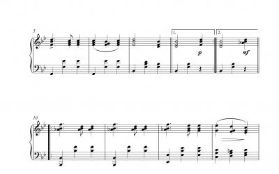 Walzer Op. 33 Nr. 7 (Franz Schubert)