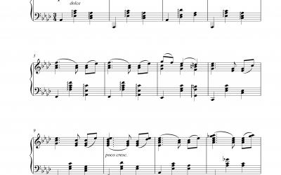 Walzer Op. 39 Nr. 15 (Johannes Brahms)