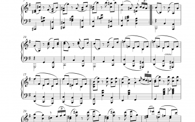Walzer Op. 39 Nr. 4 (Johannes Brahms)